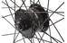 Rigida V-Rad schwarz 28 x 1.75, Shimano DH3D30